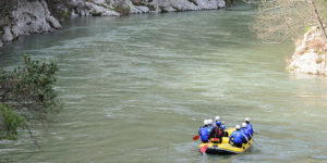 Rafting en Asturias - Semana Verde Asturias