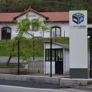 Estación de El Cadaviu - Eco Museo Minero de Samuño - Semana Verde Asturias