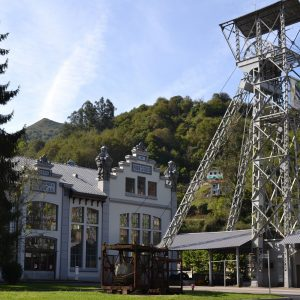 Plaza Pozo San Luís - Eco Museo Minero de Samuño - Semana Verde Asturias